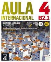 Aula internacional - nueva edición 4 libro del alumno/de ejercicios+ cd mp3