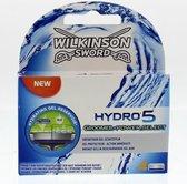 Wilkinson Hydro 5 Power scheermesjes - 4 stuks