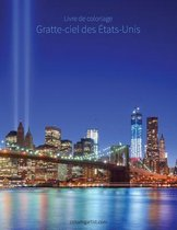Livre de Coloriage Gratte-Ciel Des tats-Unis 1