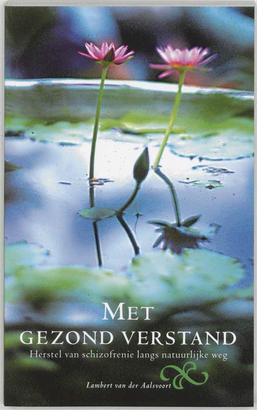 Cover van het boek 'Met gezond verstand / druk 1'