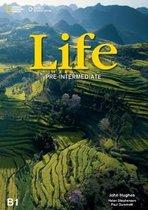Afbeelding van Life Pre-Intermediate with DVD