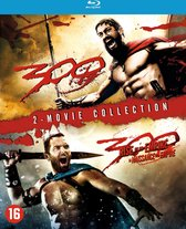 300 & 300: Rise Of An Empire (Blu-ray)