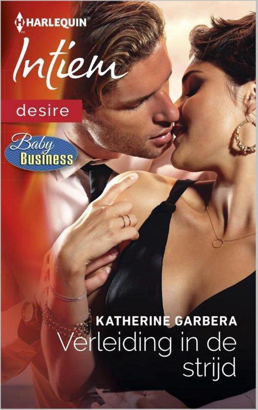 Verleiding in de strijd - Intiem 2140 - Katherine Garbera |