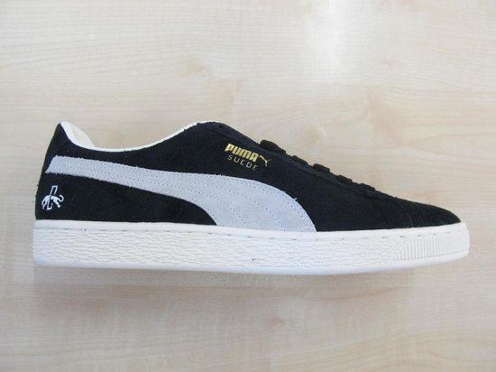 | Puma suede classic rudolf dassler zwart wit