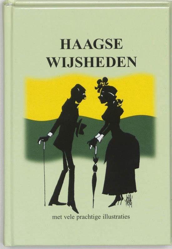 Boek cover Haagse wijsheden van Mulder (Hardcover)
