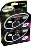 Fujifilm Quicksnap Flash 27 2-pack