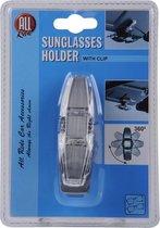 Zonnebrillenklem voor zonneklep - Zonnebrillenhouder voor in de auto