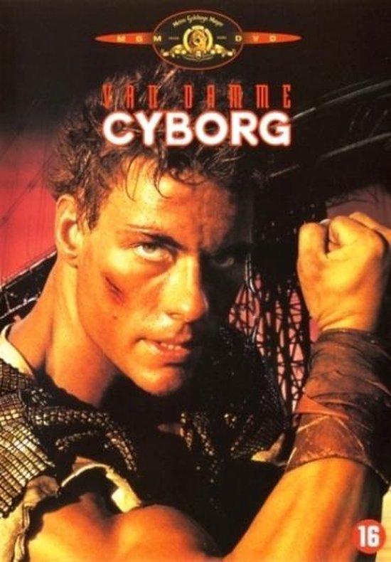 Cover van de film 'Cyborg'