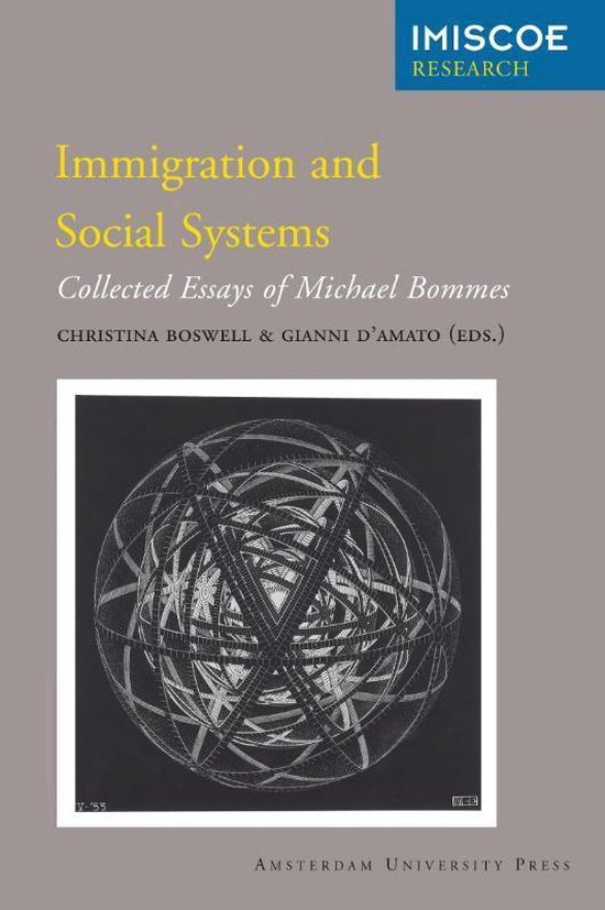 Boek cover Immigration and Social Systems van  (Paperback)