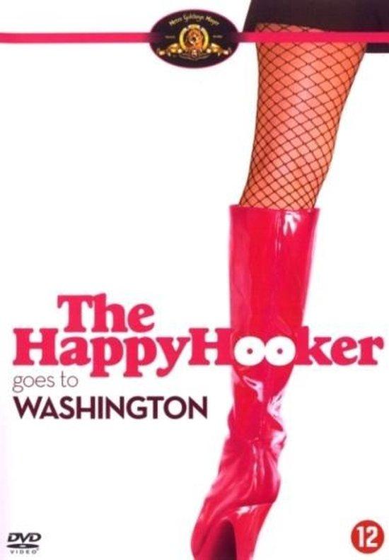 Cover van de film 'Happy Hooker Goes To Washington'