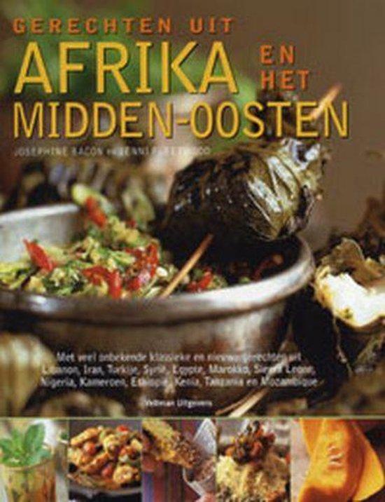 Gerechten Uit Afrika En Het Midden-Oosten - J. Bacon |