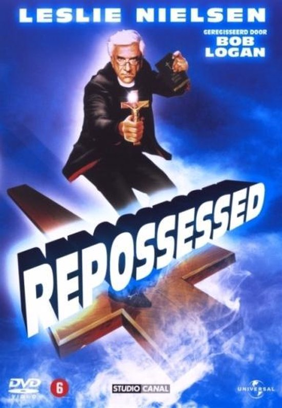 Cover van de film 'Repossessed'