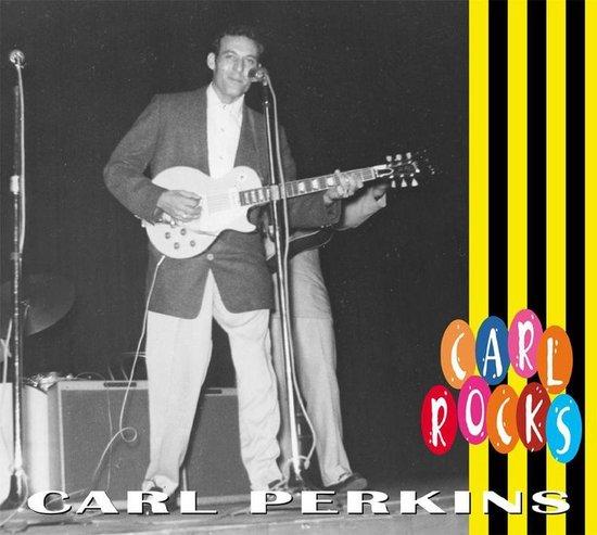 Carl Rocks