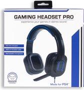 Qware - Gaming - Pro - Headset - koptelefoon - hoofdtelefoon - Playstation 4 - Playstation 5 - Xbox One - PC - Multi platform - blauw