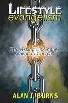 Boek cover Lifestyle Evangelism van Alan J Burns