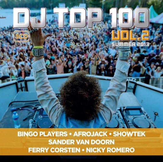 Dj Top 100 Vol.2 Summer 2013