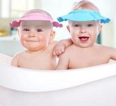 Douchekap Roze, handig voor kleine kinderen