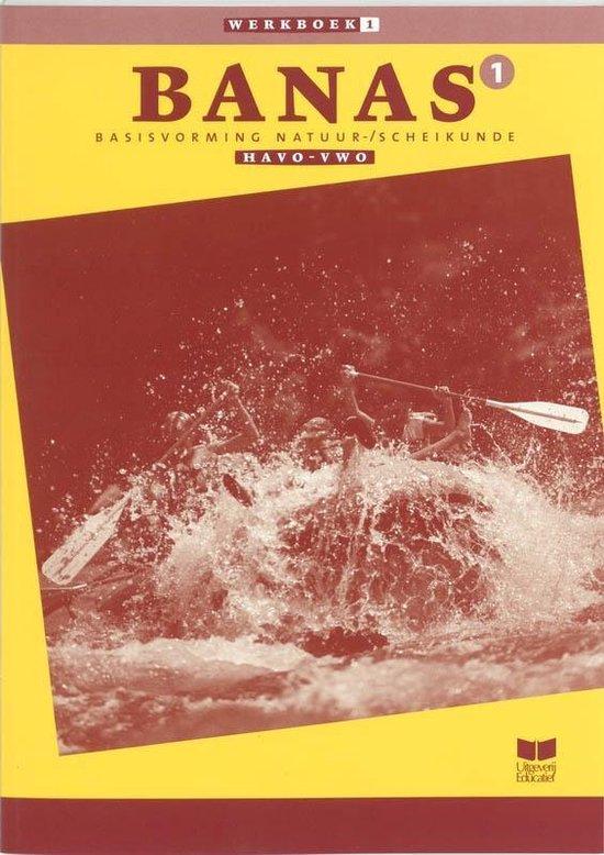 Banas 1 Havo-vwo katern 1 Werkboek - J.L.M. Crommentuijn | Readingchampions.org.uk