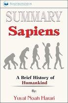 Afbeelding van Summary of Sapiens: A Brief History of Humankind by Yuval Noah Harari