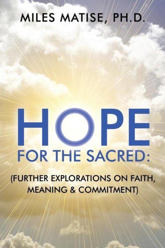 Hope for the Sacred