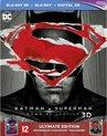 Batman v Superman: Dawn of Justice (Steelbook) (Limited Edition) (3D Blu-ray)
