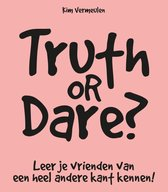 Boek cover Truth or dare? van Kim Vermeulen (Paperback)