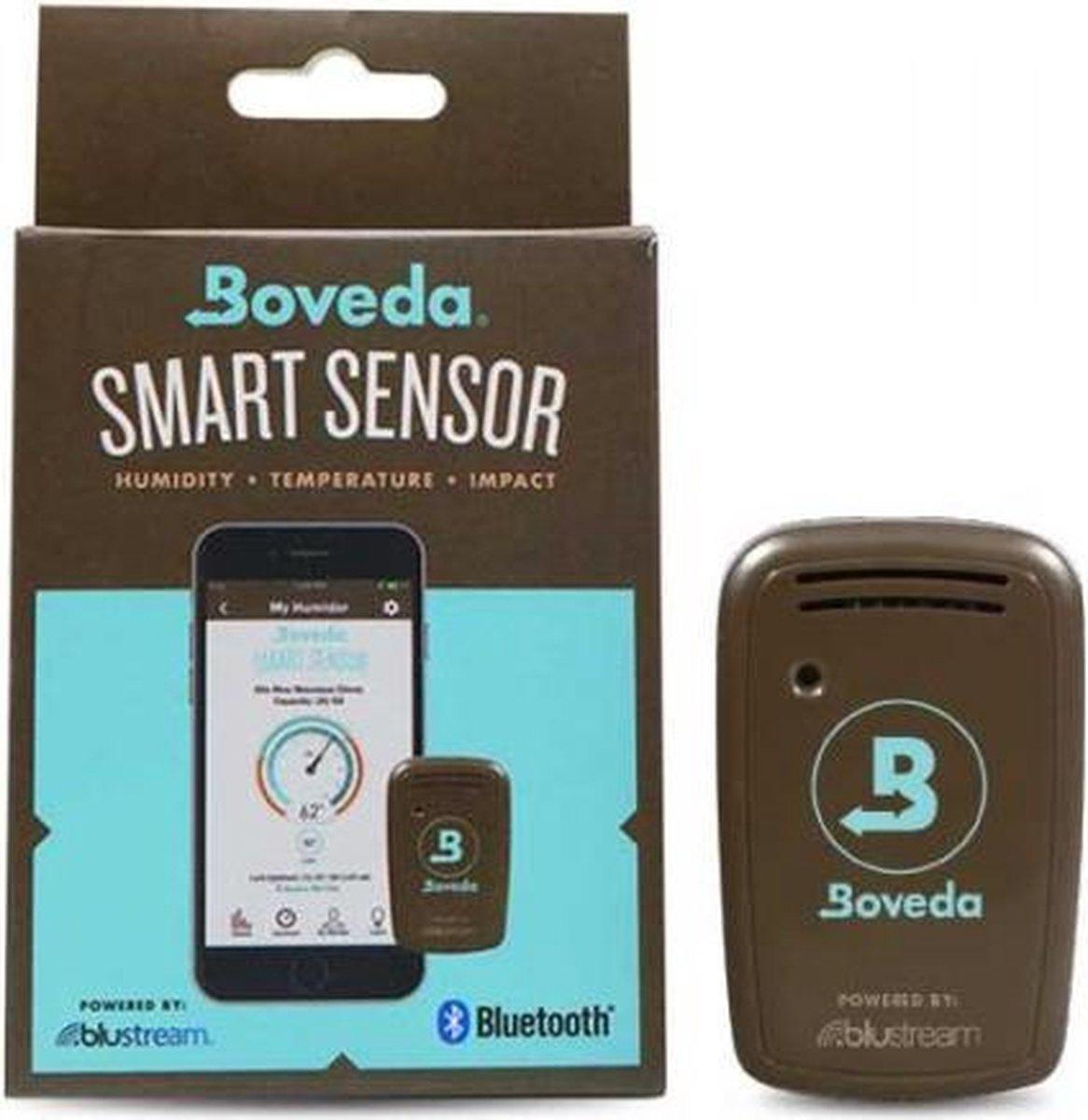 Boveda Digitale Hygrometer via smartphone - Boveda