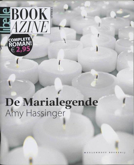 Cover van het boek 'De Marialegende' van Amy Hassinger
