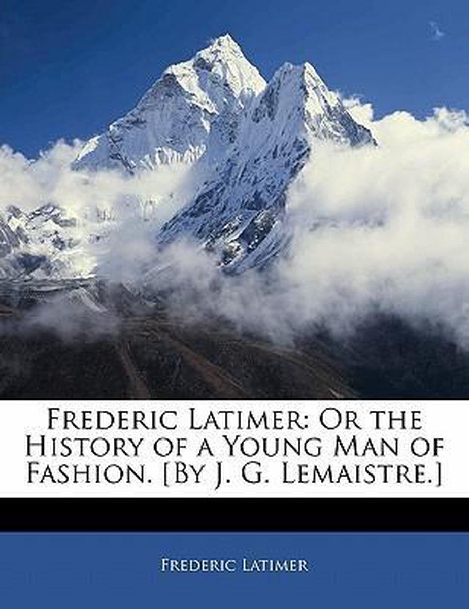 Frederic Latimer