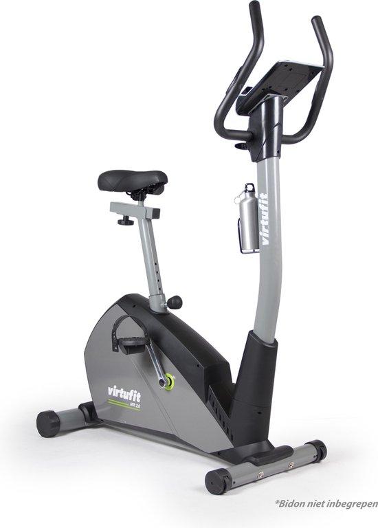 Hometrainer - VirtuFit HTR 2.0 - Ergometer - Fitness fiets - Home trainer - Grijs