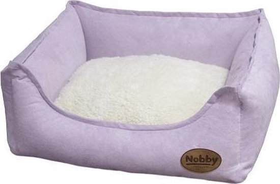 Nobby comfortbed elena violet 60 x 48 x 19 cm - 1 ST