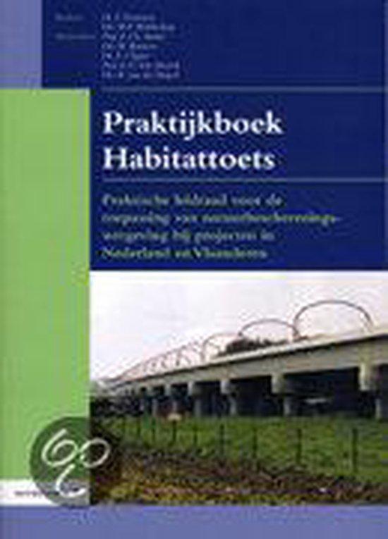 Praktijkboek habitattoets - Auteur Onbekend |