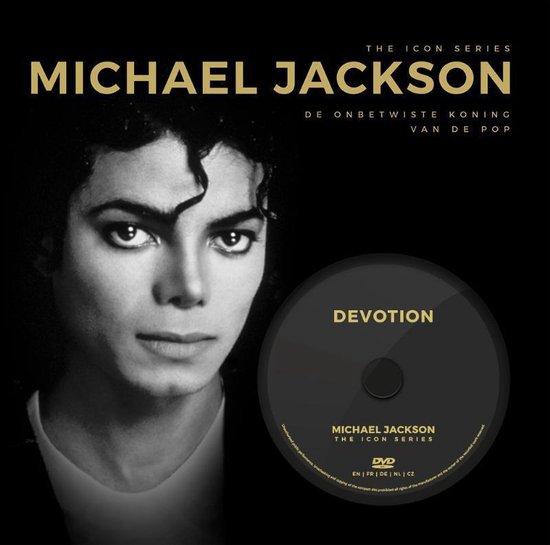 The Icon Series - Michael Jackson - none | Readingchampions.org.uk
