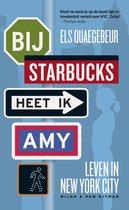 Bij Starbucks heet ik Amy