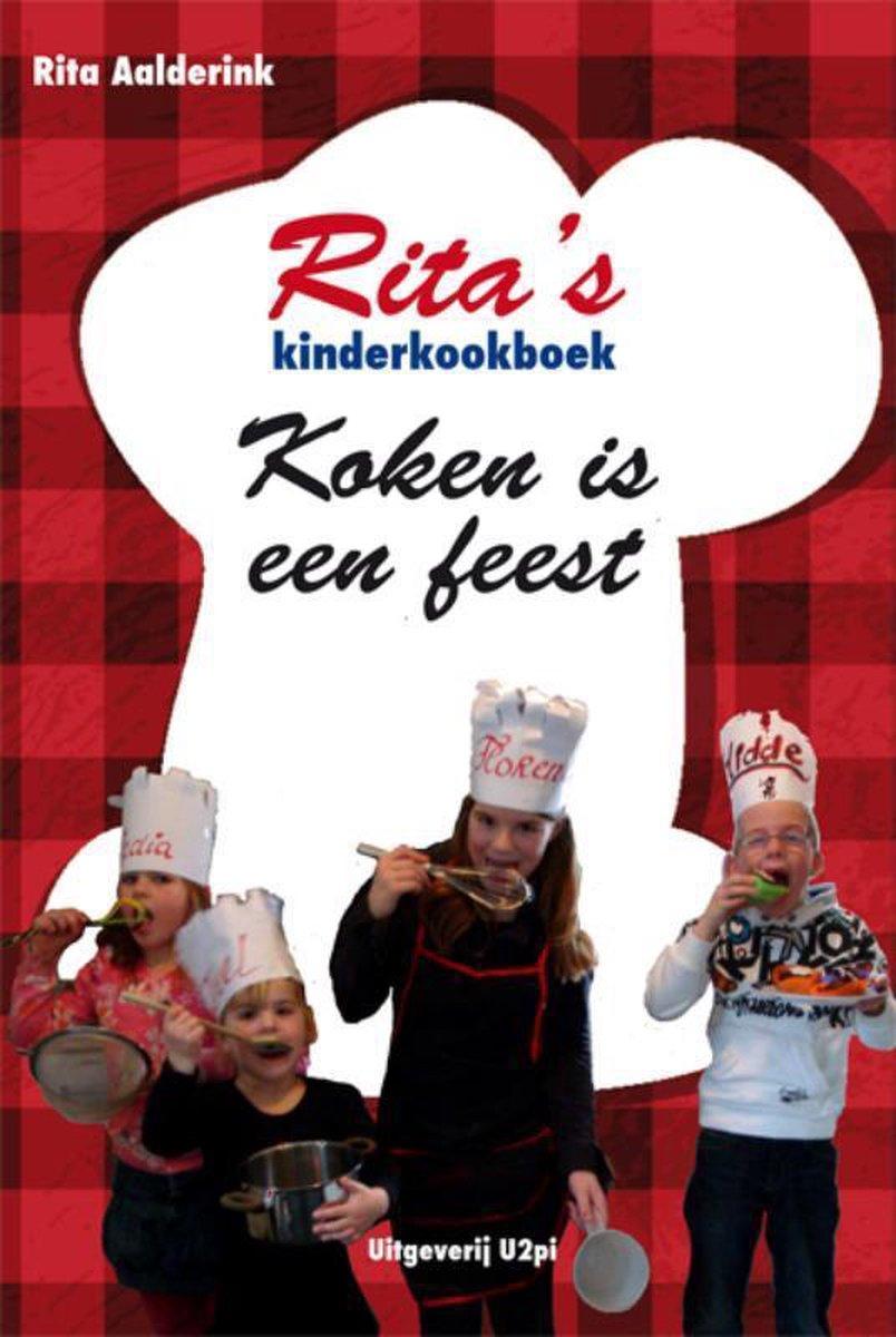 Rita's kinderkookboek koken is een feest