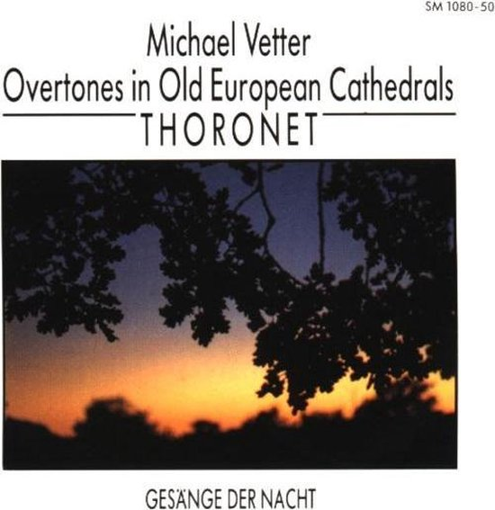 Thoronet: Overtones in Old European Cathedrals