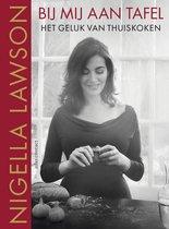 Boek cover Bij mij aan tafel van Nigella Lawson