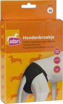 Adori Luxe Hondenbroek - XS - Zwart