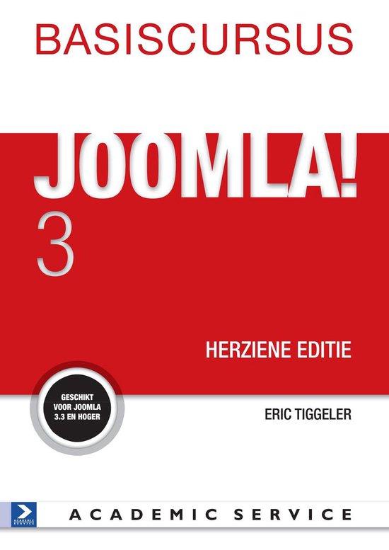 Basiscursussen - Joomla! 3 - Eric Tiggeler |