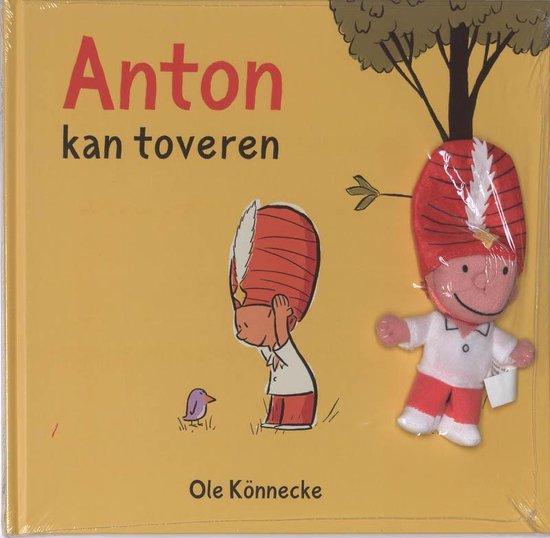 Anton kan toveren met vingerpopje - Ole Konnecke |