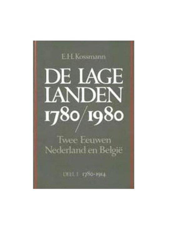 De lage landen, 1780/1980, deel 2 - Maarten Kossmann |