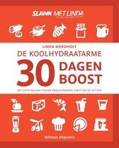 Boekomslag van 'De koolhydraatarme 30 dagen boost'