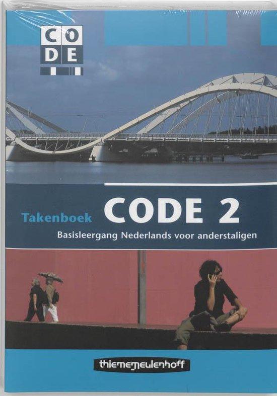 Boek cover Code 2 Takenboek van T. Boers (Paperback)