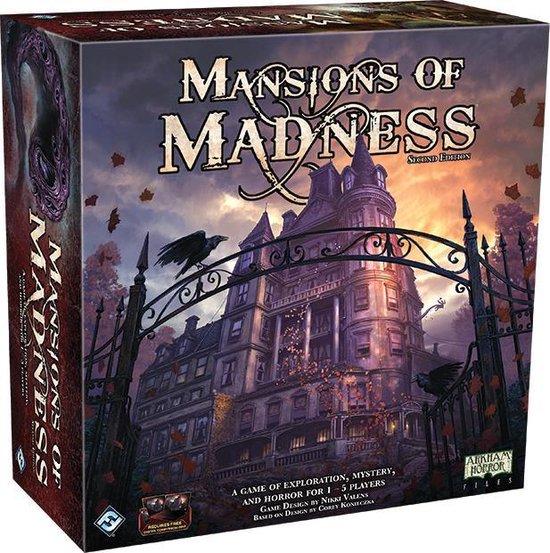Mansions of Madness - Engelstalig Bordspel