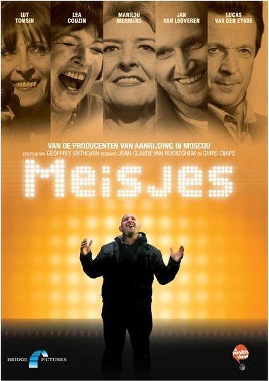 Cover van de film 'Meisjes'