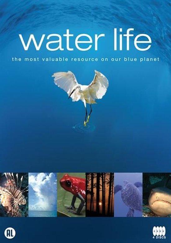 Cover van de film 'Water Life'
