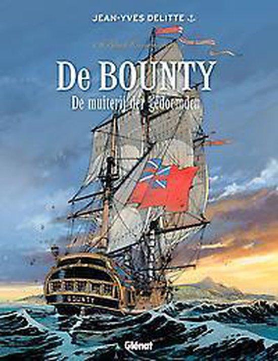 Black crow vertelt Hc03. de bounty, de muiterij der gedoemden - Jean-Yves Delitte | Fthsonline.com