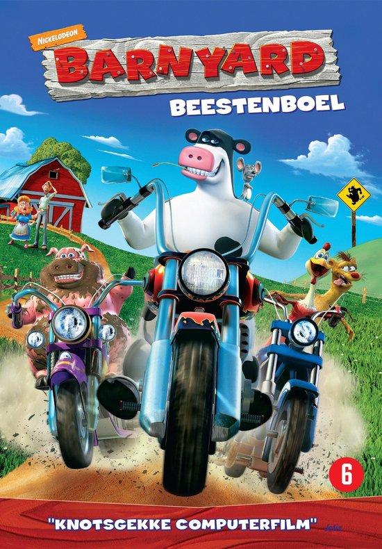 Cover van de film 'Barnyard'