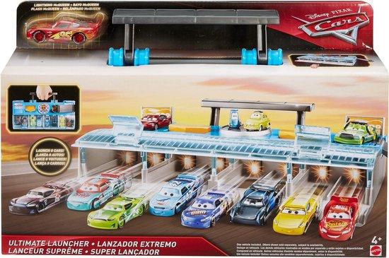 Cars 3 Ultimate Launcher - Racebaanlanceerder