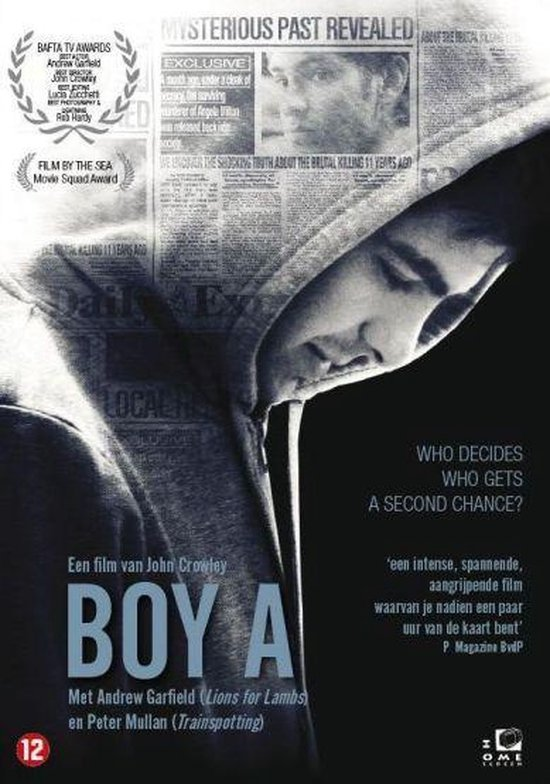 Cover van de film 'A Boy'